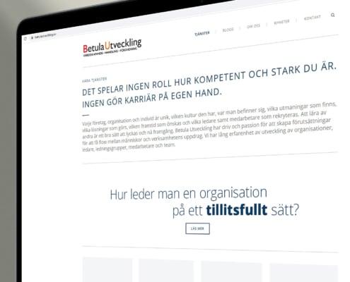 BetulaUteckling_webbdesign_branding